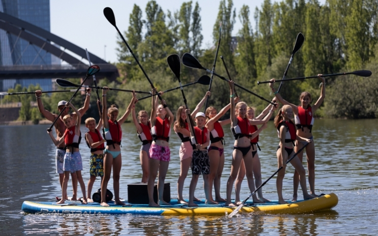 MAIN SUP Gallerie Events Kids