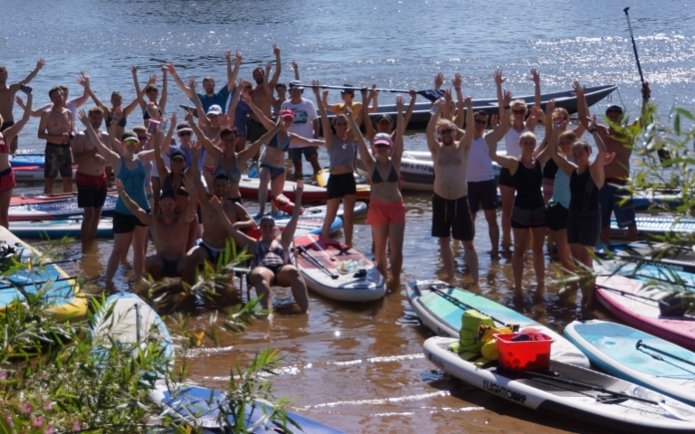 MAIN SUP SUP Tour