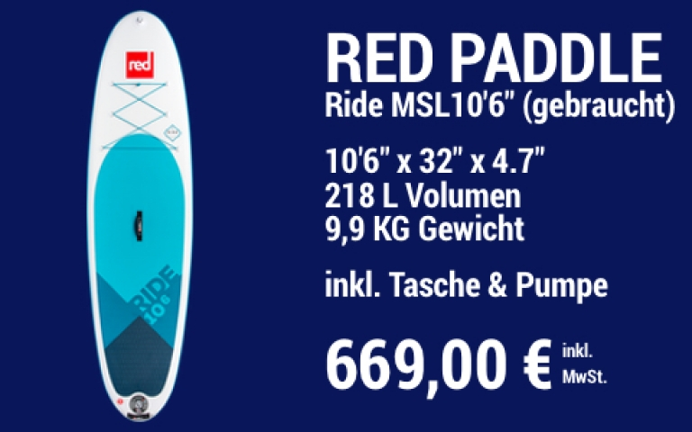 MAIN SUP Showroom Red Ride 10.6